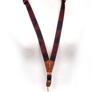 Phone strap neck hanging type - camouflage yang