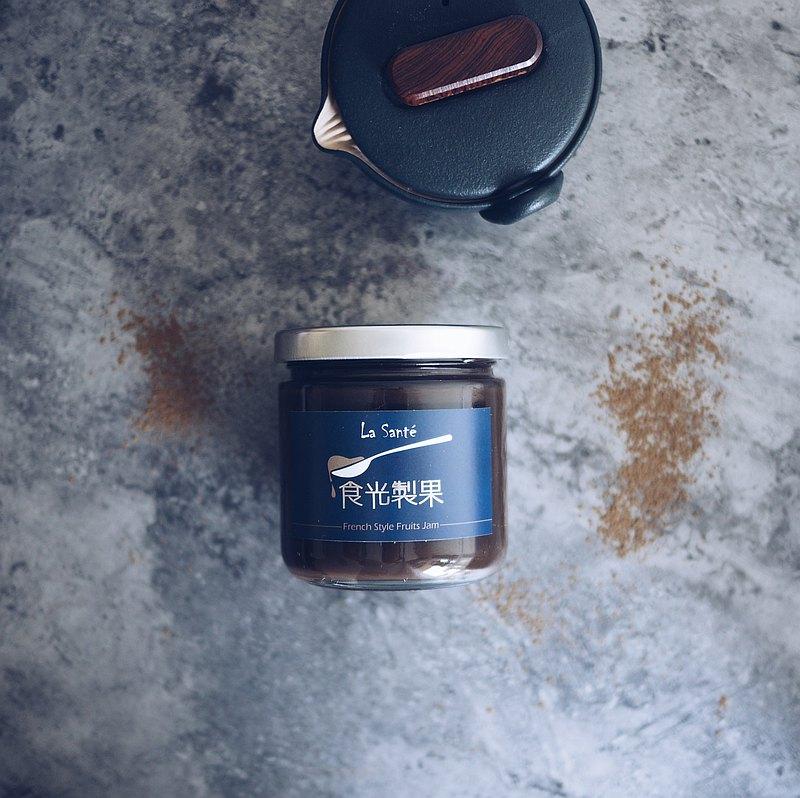 焙茶可可抹醬250g │奶素│