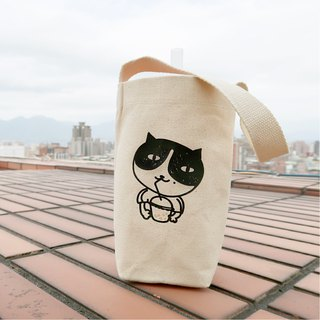 Cotton Tote Bag  Hand cups, vacuum flasks, Beverage bag