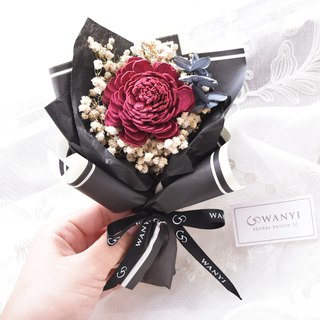 Classic Little Star Bouquet Gift Box Tanabata Dry Flower Valentine's Day Bouquet
