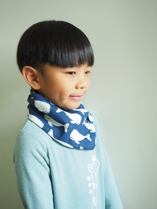 Keep warm baby/ kid scarf