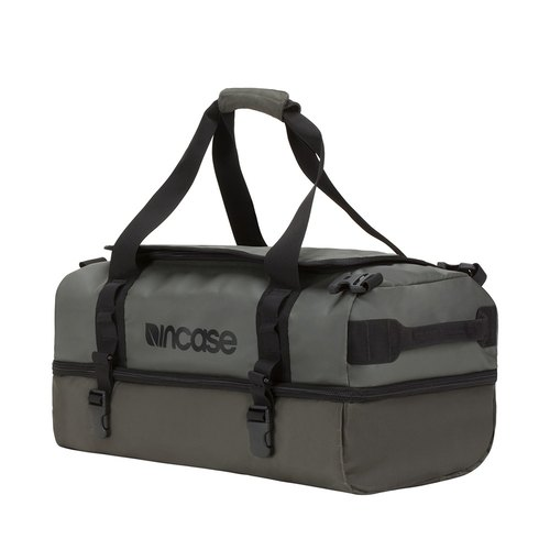 [INCASE] TRACTO Split Duffel S 40L Back / Handheld Travel Bag (Carbon Grey)