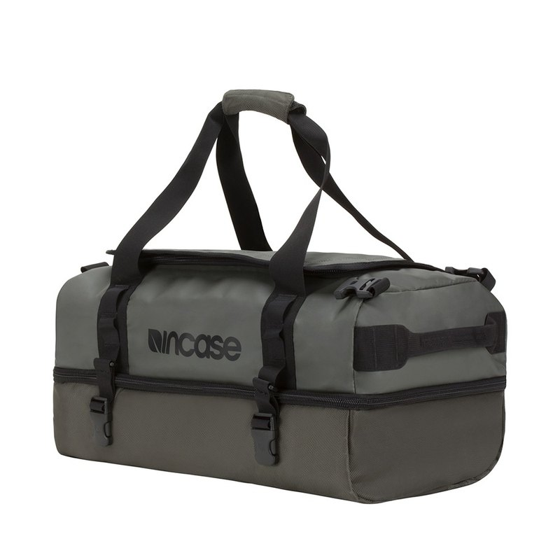 [INCASE] TRACTO Split Duffel S 40L Back/Handheld Travel Bag (Gray)