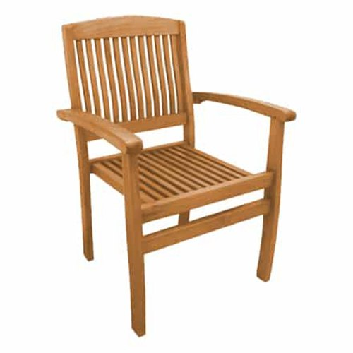 Linear Chair Chair- Lombok Stacking