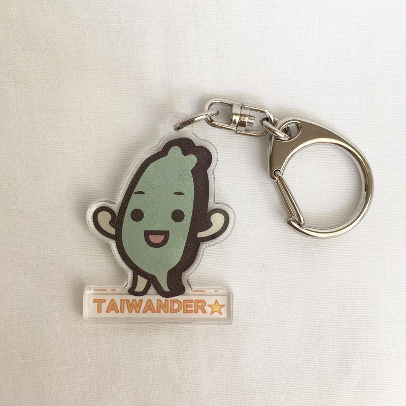 Thailand Wonder ☆ Japan made of acrylic key chain