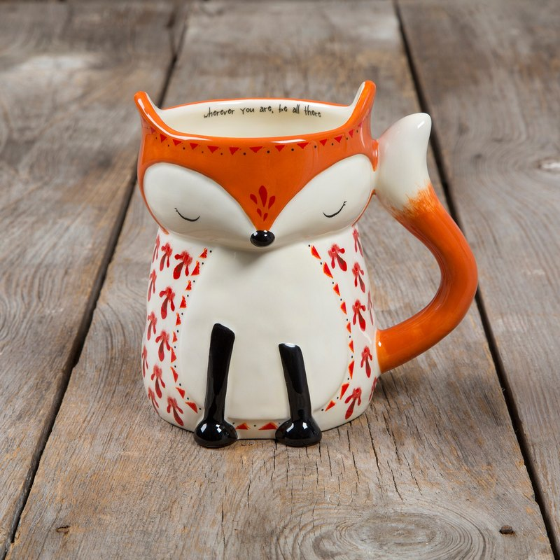 Styling Mug - Fox 16oz | MUG244