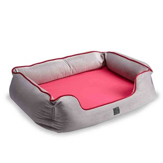 Lifeapp pet luxury sleeping pad _ Monarch Edition / elegant gray / S whole group of removable and washable