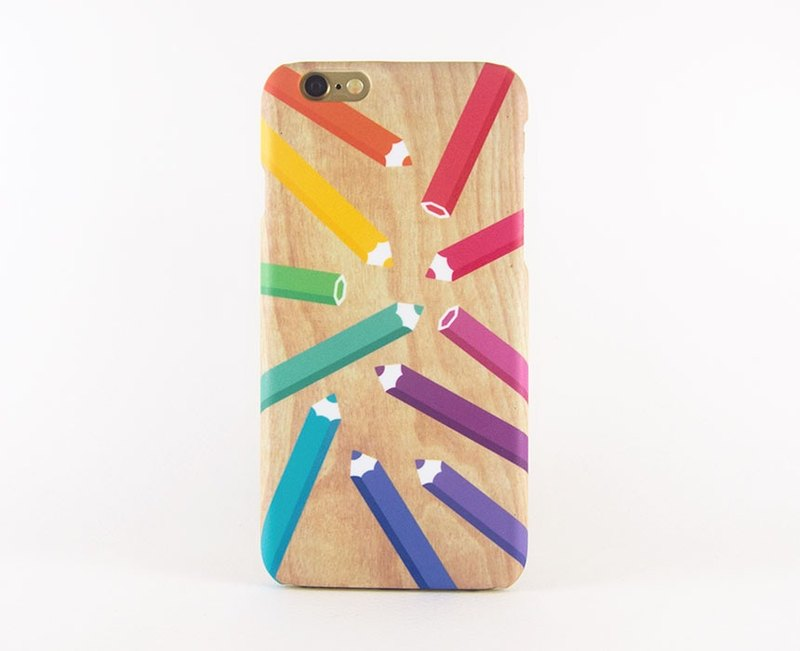 Pencil Color iPhone case / Samsung Galaxy case 手機殼