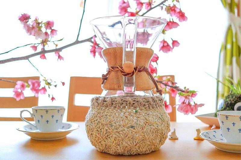 放鬆chemex 6杯舒適的chemex咖啡套