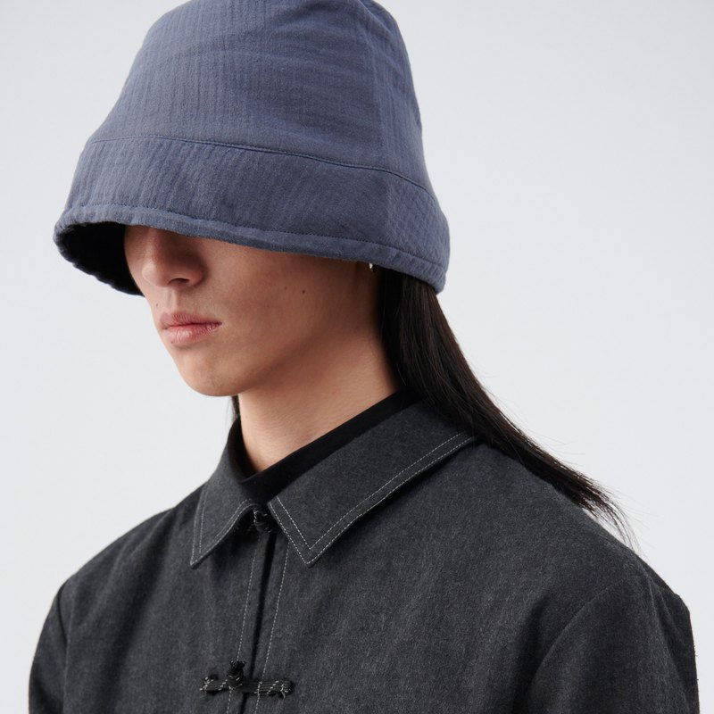 TRAN - Double-sided soft cotton cap