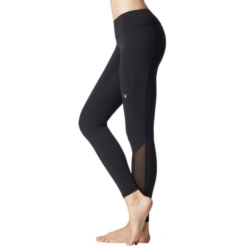 [MACACA] -2-coated fixed hip pocket trousers - ATG7571 (yoga / jogging / fitness / light movement)