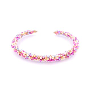 Pamycarie ZINNIA Mermaid Gold-plated Pamycarie Bangle