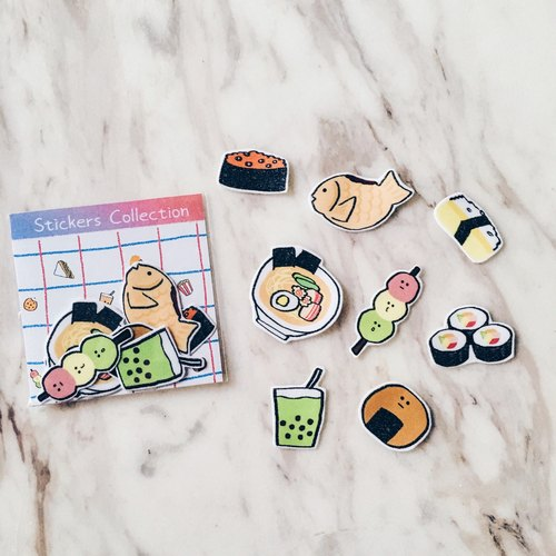 Japanese food / sticker