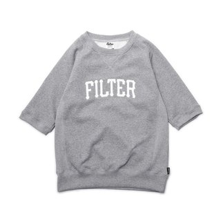 Filter017 Short Sleeve Sweatshirt 五分袖大學T