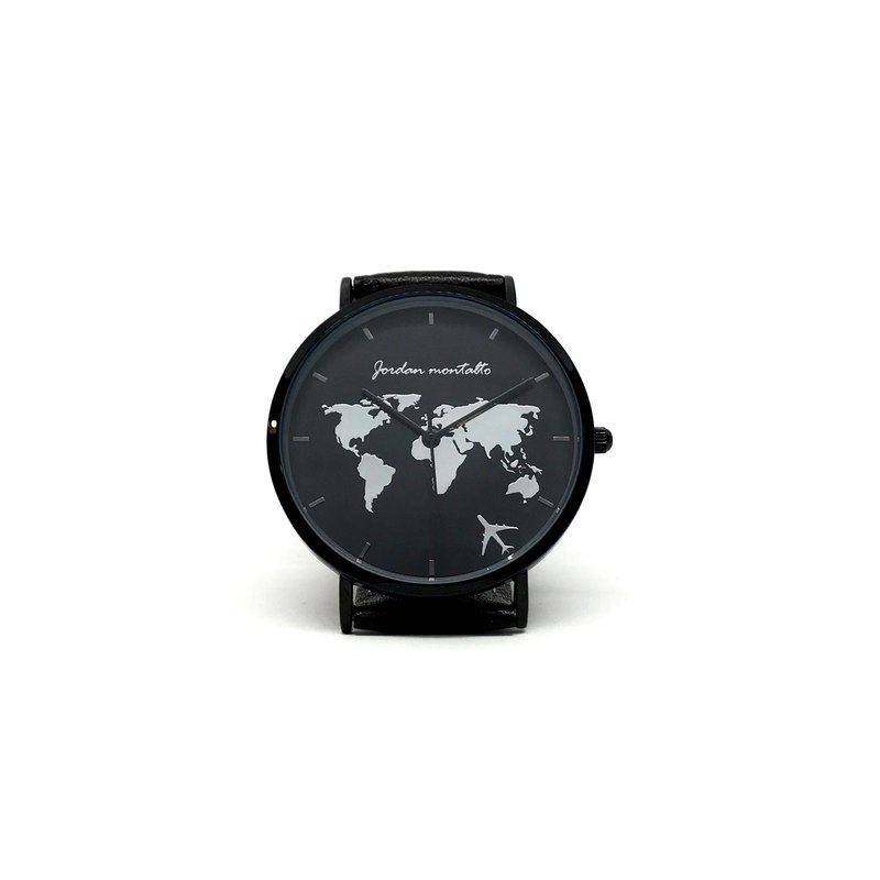 Customized - all black shell earth surface