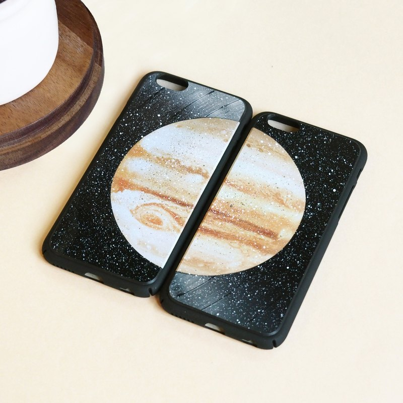 Jupiter Jupiter vinyl case for iPhone 8 iPhone 7 / 6 / 5