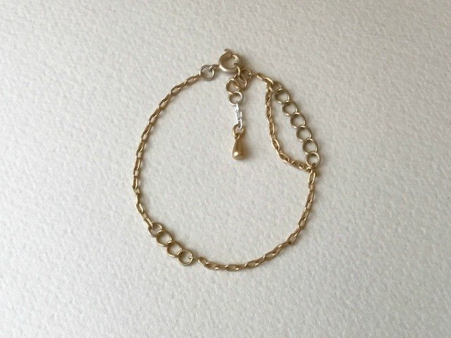 wheat(bracelet/Gold color)