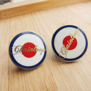 Chainloop MODS enamel brooch badge badge PIN Taiwan design brand (a set of two)