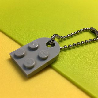 You can purchase 1 piece of building block key ring for the whole hall of 599 #compatible LEGO LEGO #Exclusively sold