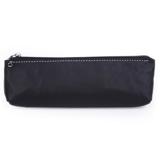 [LAMB ROCK]|Pencil Case M|Zipper Pouch Silver Kraft