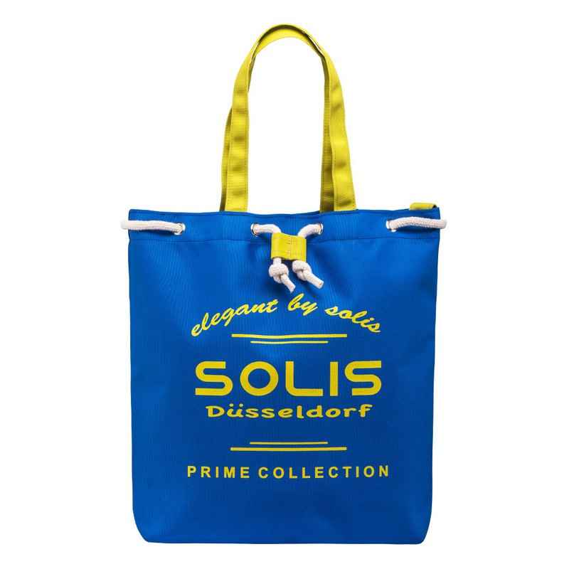 SOLIS Color Palette 3ways tote bag(Turkish blue)