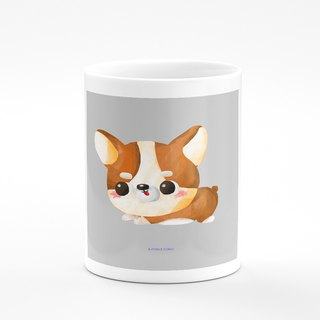 [Animal Planet] Staying on the Keji mug