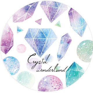 Crystal Dreamland Paper Tape