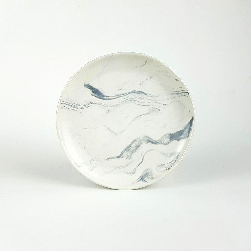 Marble pattern series - cloud tray 5