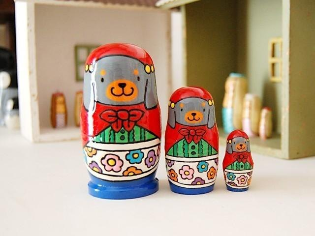 Matryoshka * Little Red Riding Hood Dax