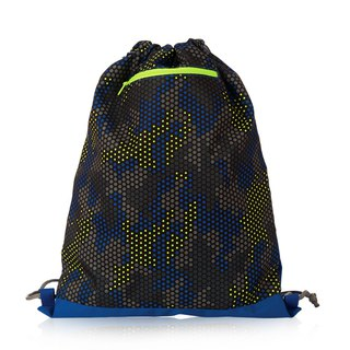 Tiger Family Explorer Lightweight Drawstring - Camouflage Blue