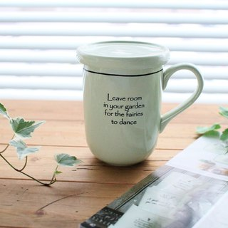 Message Mug - Garden Feather Mugs from USA
