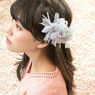 Violets || Flowering braided valetta