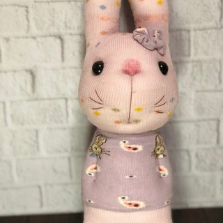 European and European rabbit 09 socks doll / current product supply / Martin hand-made