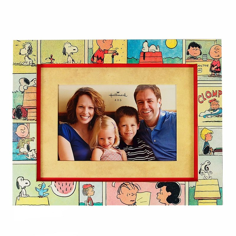 Snoopy Photo Frame - Manga [Hallmark-Peanuts Snoopy Ornaments/Photo Frames]