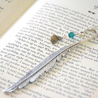 Cute Little Pumpkin Handmade Bookmark