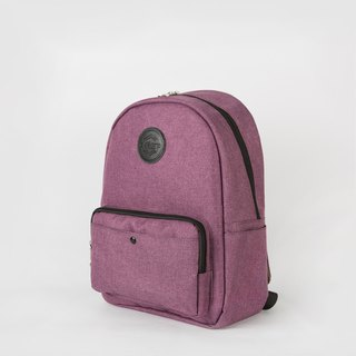 2018 Le Tour Series - Flip Bag - Leather Deep Coffee x Twist Violet