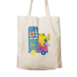 Learning Camp - Original Canvas Bag