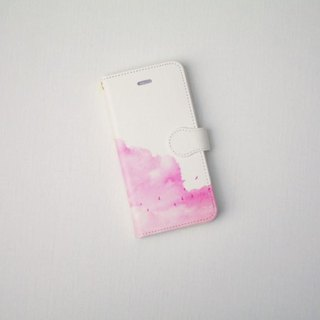 "[Order Production] IPhone Case ""Red, Clouds"""