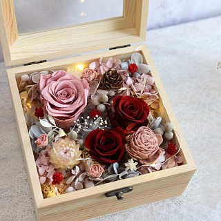 璎珞 Manor*wedding small things*not withered flowers. eternal flower / Gypsophila bouquet / G12 / Valentine's Day bouquet / eternal flower small bouquet / gift bouquet / dry flower / Valentine's Day gift / mother's day flower ceremony