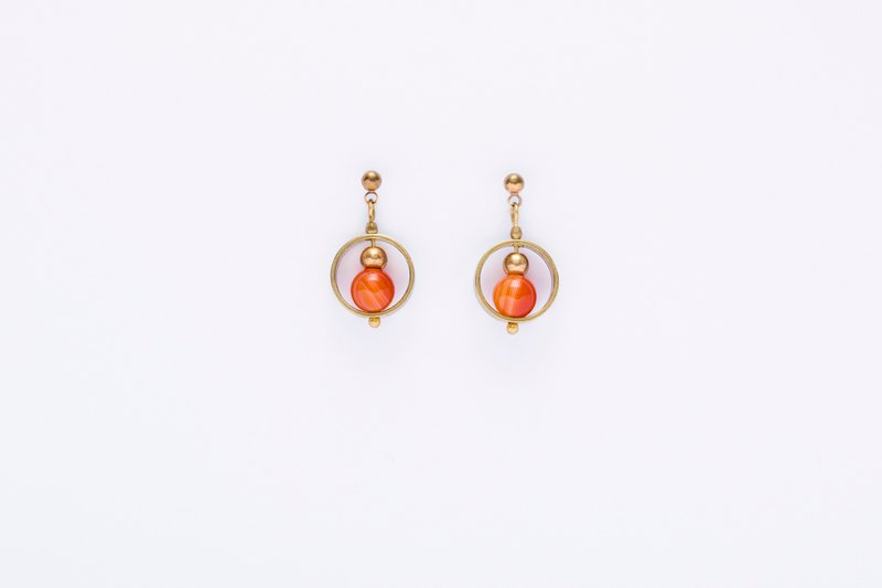 Elemental Planet Earrings – Earth