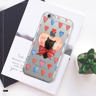 Original pet mobile phone shell x customized (heart models) iPhone, Android
