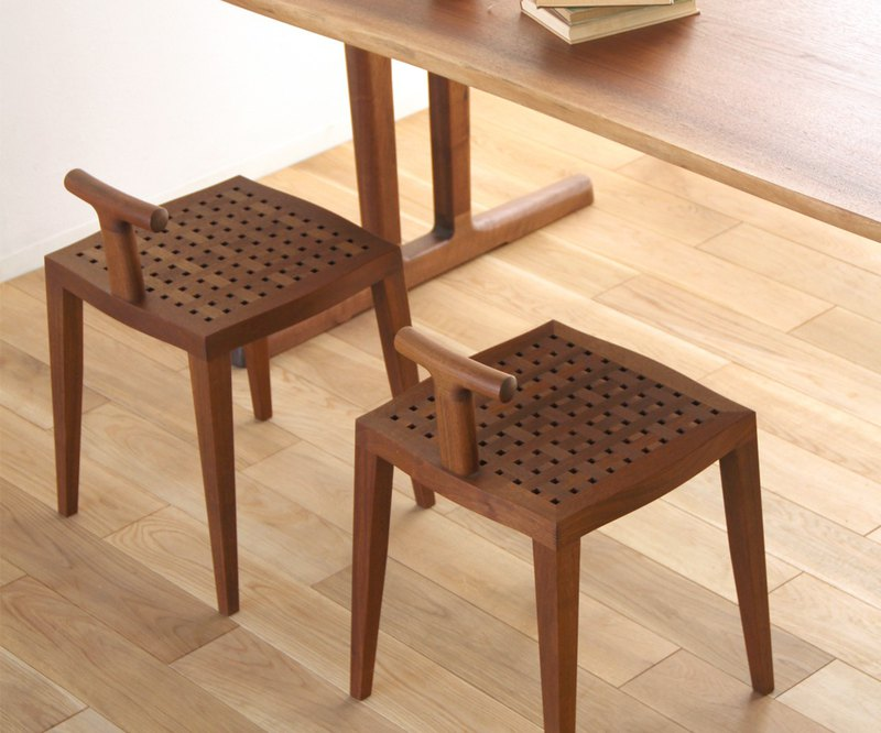 Asahikawa Furniture Furniture Studio Kitama / YUUKI Stool