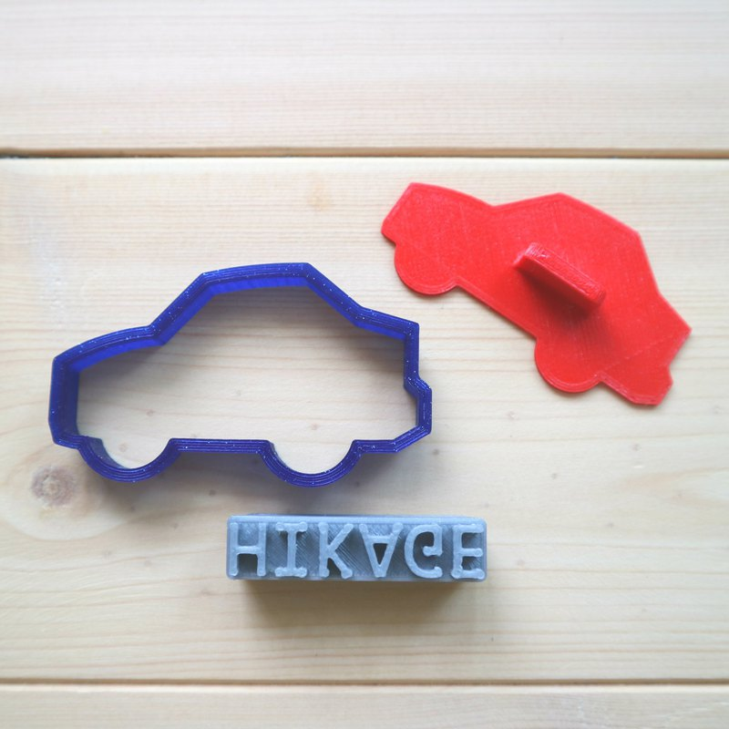 cookie cutter ( toy car / HIKAGE )