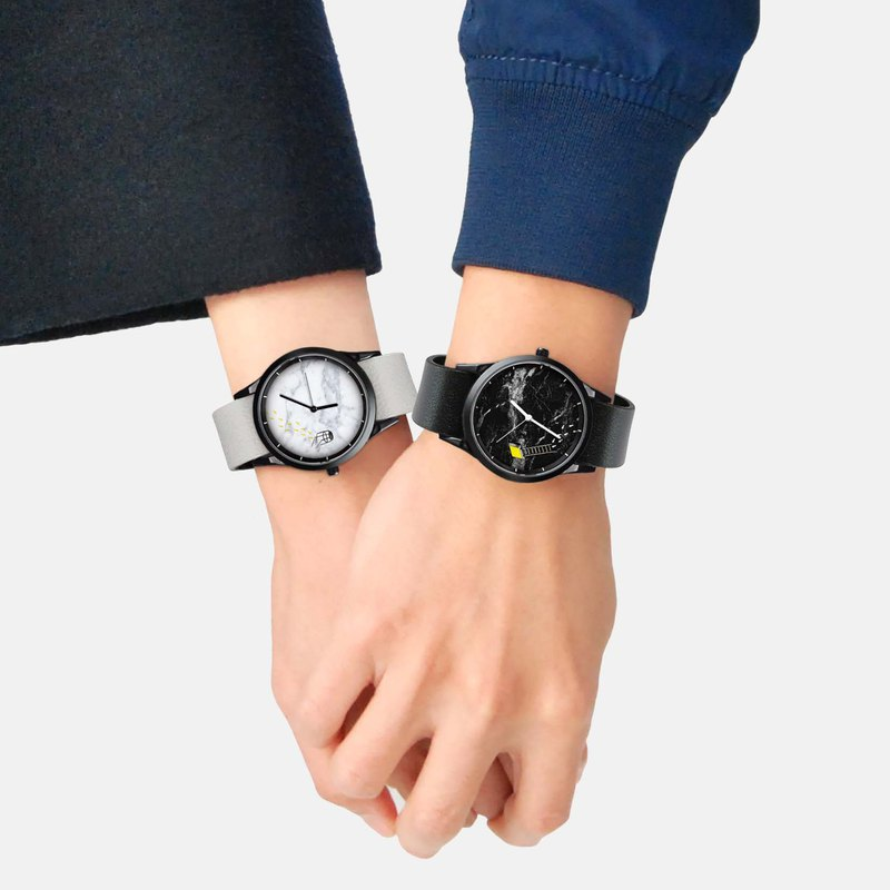 Illustration Watch Pair Gift/Optional two watches+two straps with optional color