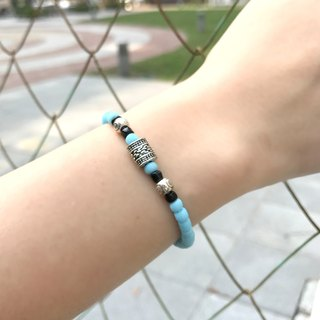 Like a Virgin! Original bracelet SKY BLUE