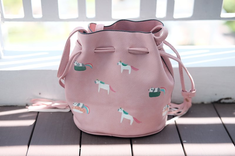 Whimsical Sushi Unicorn Bag