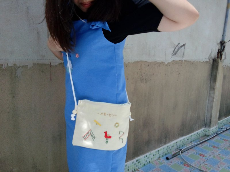 ๏ Playground cross bag ๏