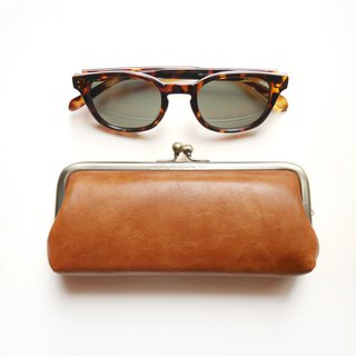 Hand の temperature glasses mouth gold bag / pencil case / cosmetic bag [made in Taiwan]