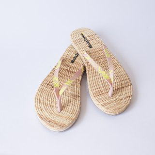 Yellow Snake Sandal
