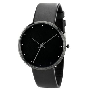 Minimalist Watch Short Stripes Black Free Shipping Worldwide